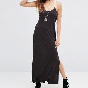 Free People She Moves Maxi Slip